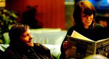 Emir Kusturica and Paula Vaccaro, Buenos Aires, 2005
