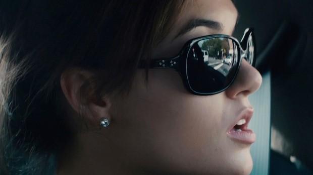 Sasha Grey in Soderbergh's 2009 The Girlfriend Experience