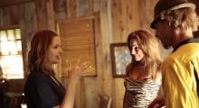 Jordana Spiro on set (Photo by Ryan Johnson)