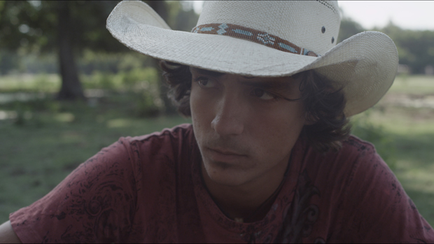 Colby Trichell in Stop the Pounding Heart