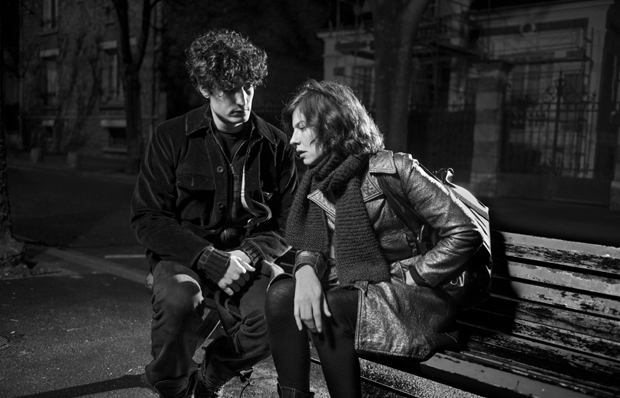 Louis Garrel and Rebecca Convenant in Jealousy