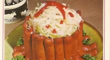 Crown Roast of Frankfurters