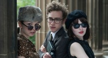 Hannah Murray, Olly Alexander and Emily Browning in God Help the Girl
