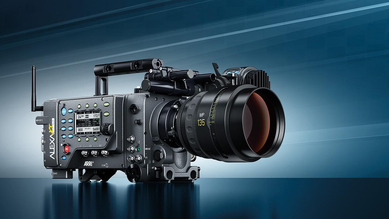 Sony 4K News and ARRI ALEXA 3 2K ProRes Recording