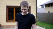 Edward Snowden, from CITIZENFOUR