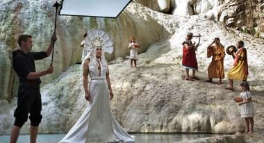 Monica Bellucci in The Wonders