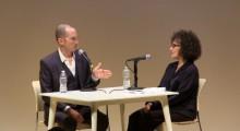 Darren Aronofsky and Lynne Tillman