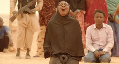 Fatoumata Diawara in Timbuktu.