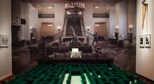 """Stanley Kubrick: The Exhibition"" (Photo by Geoff Gunn; Courtesy of TIFF)"