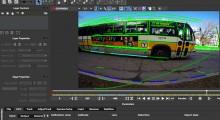 The Lens Distortion module in Mocha Pro