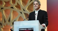 Jeremy Irons (Photo: Marrakech International Film Festival)