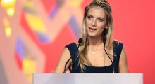 Mélanie Laurent (Courtesy: Marrakech International Film Festival)