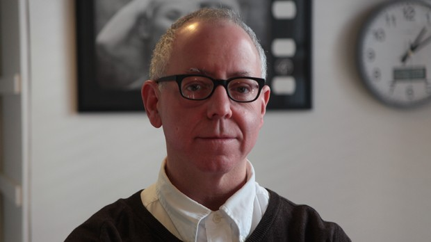 James Schamus (Photo by Peter Bowen)
