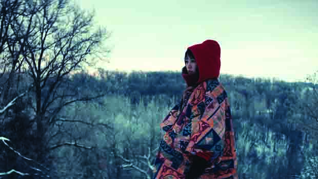 Rinko Kikuchi in Kumiko, the Treasure Hunter (Photo by Sean Porter/Courtesy of Amplify)
