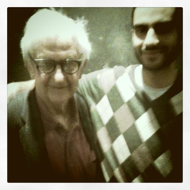 With Albert in Winnipeg, Canada