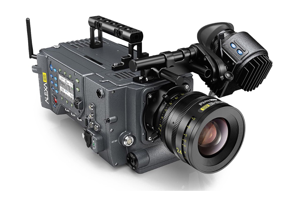 ARRI Alexa 65. Where's David Lean when you need him?