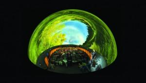 Eric Hanson's class at the Vortex Dome