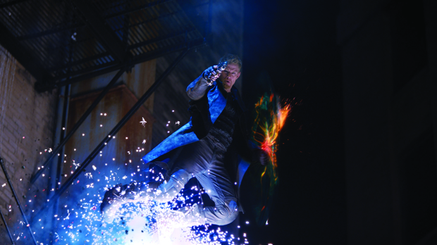 Channing Tatum in Jupiter Ascending (Photo courtesy of Warner Bros. Pictures)