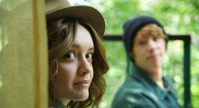 Olivia Cooke and Thomas Mann in Me and Earl and the Dying Girl (Photo courtesy of Fox Searchlight Pictures)