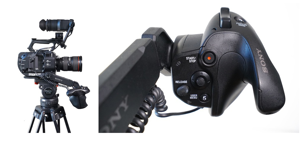 FS7 SmartGrip is one of the best ever, in terms of shape and button lay-out. And I've used most of them.