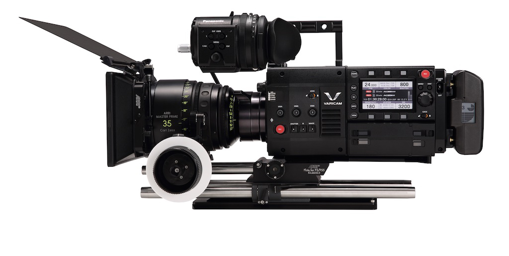 VariCam, the new digital cinema heavyweight contender.