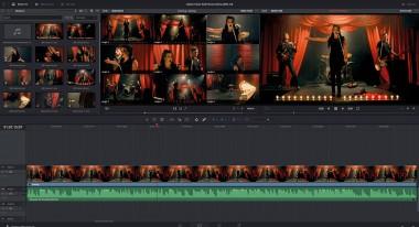 Blackmagic DaVinci Resolve 12 Multicam editing