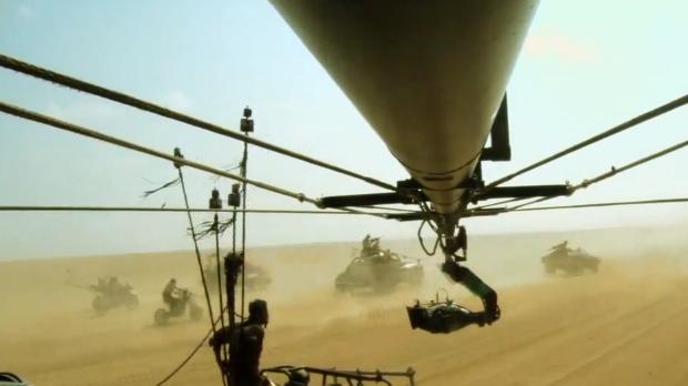 Shooting Mad Max: Fury Road