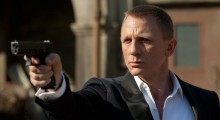 Daniel Craig is James Bond, a copyrightable character