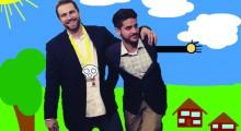 Nick Berardini + Jamie Gonçalves