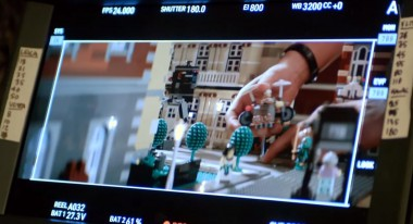 Shooting an animated Lego sequence: A LEGO Brickumentary