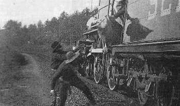 The Great Train Robbery (Edwin S. Porter, 1903)