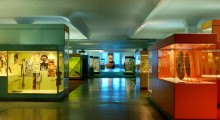 American Museum of Natural History's Hall of Pacific Peoples