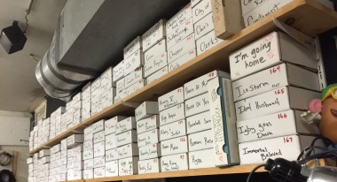 The Brattle maintains an archive of film trailers they have received over the years.