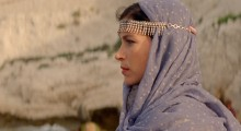Crista Alfaiate in Arabian Nights