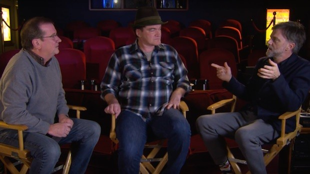 Friends Of Mary Emma >> Quentin Tarantino and Paul Thomas Anderson Talk 70mm on Christmas Eve | Filmmaker Magazine