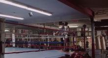 The Front Street Gym in Creed