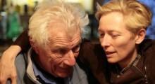 John Berger and Tilda Swinton