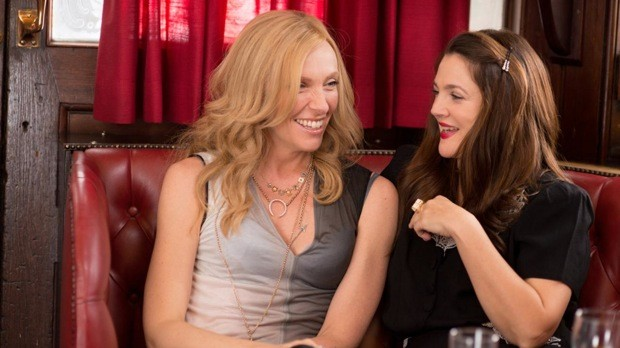 Toni Collette and Drew Barrymore in Miss You Already