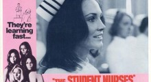 Barbara Leigh in The Student Nurses
