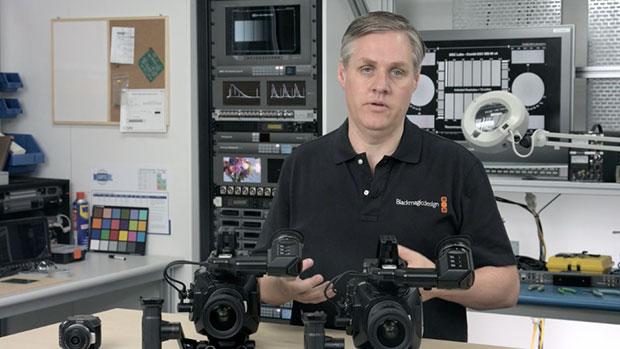 Blackmagic Ships URSA Mini 4 6K Camera Without Global Shutter