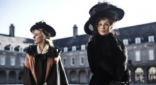 Chloë Sevigny and Kate Beckinsale in Love & Friendship (Photo by Ross McDonnell, courtesy of Amazon Studios)
