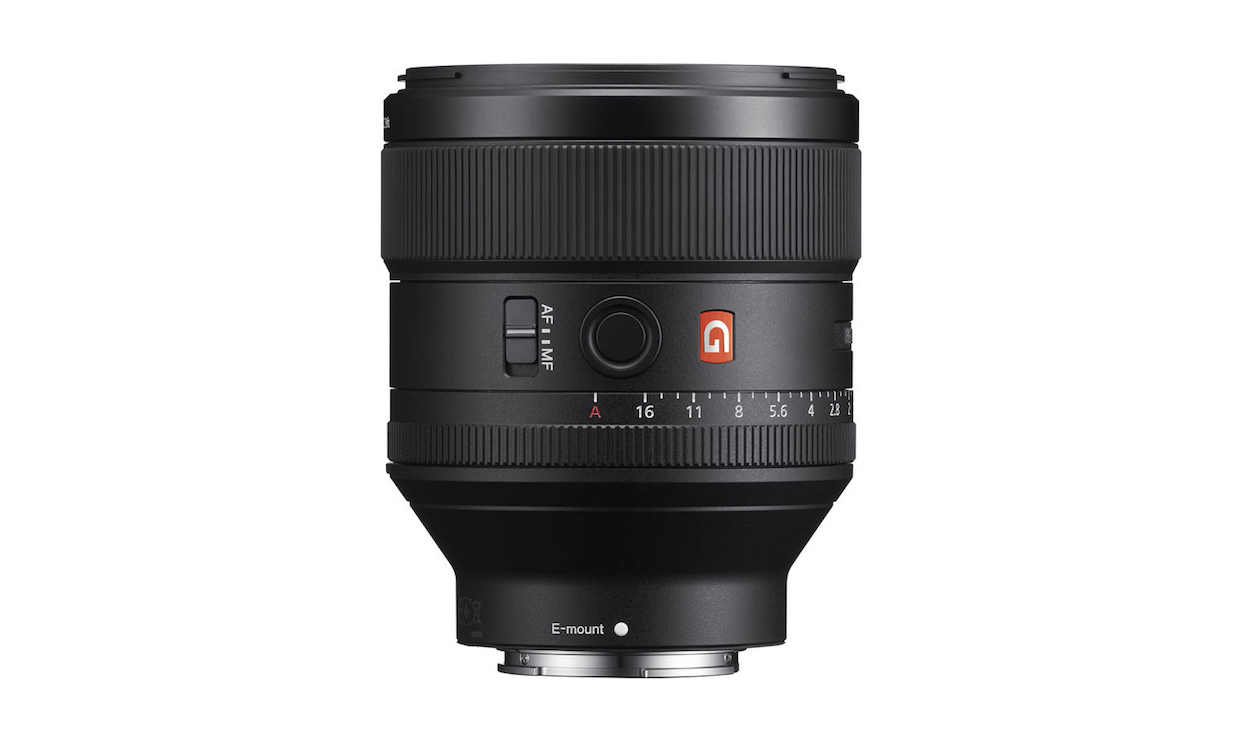 """New Sony FE 85mm f/1.4 """"G Master"""" series prime for E-mount. Clickless manual aperture ring, an 11-blade iris for buttery bokeh, fast autofocus too, priced like a high-end consumer lens. An early example of new trend in quality lenses tailored to the needs of both mirrorless still cameras and 4K video. The new Zeiss Batis 85mm f/1.8 for E Mount, minus the manual aperture ring, fits this description too."""