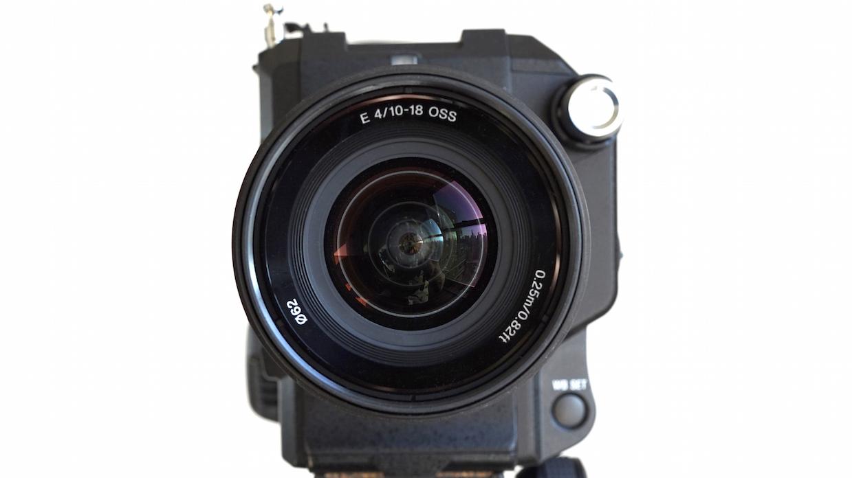 Can penetration curve digital cameras speaking