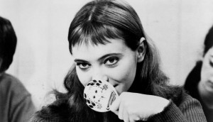 Anna Karina in Bande a Part