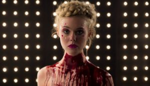 Elle Fanning in The Neon Demon