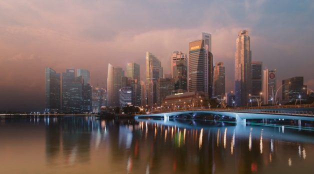 Watch: The Lion City, 2, a Mind-Blowing, Multi-Year Time-Lapse Video