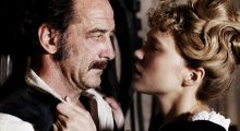 Vincent Lindon, Lea Seydoux in Diary of a Chambermaid