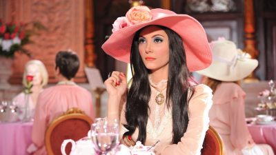 Samantha Robinson in The Love Witch