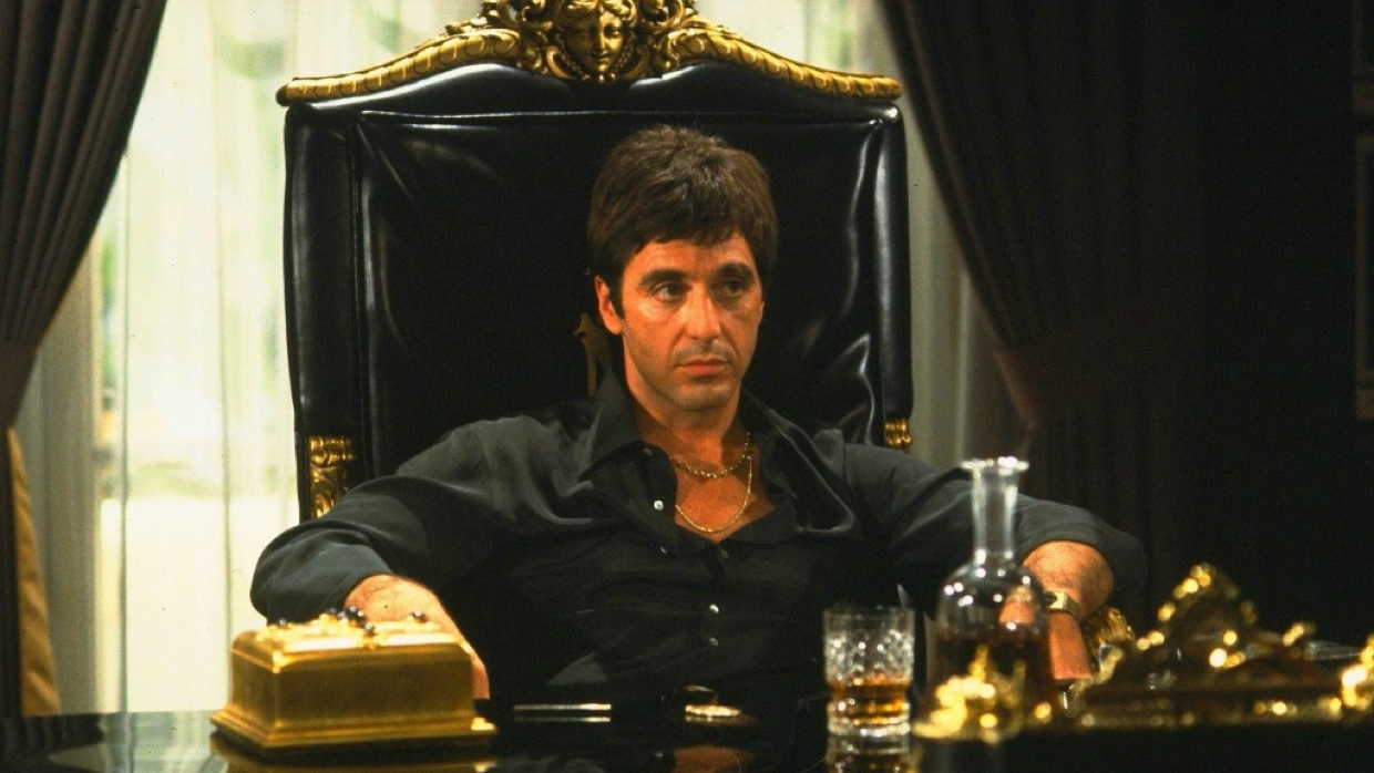 With The Right Woman Scarface Quote: Brian De Palma On Directing Actors And The Boardroom Scene