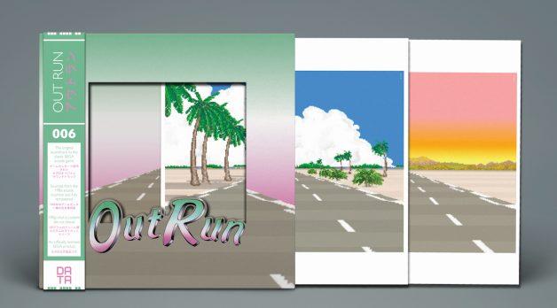 Out Run (Photo courtesy of Data Discs)